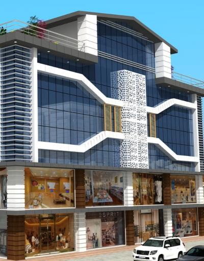 Sarıçam Ticaret Merkezi
